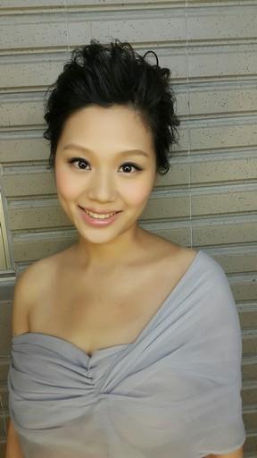 孕媽咪造型妝髮分享-台北新秘小葳