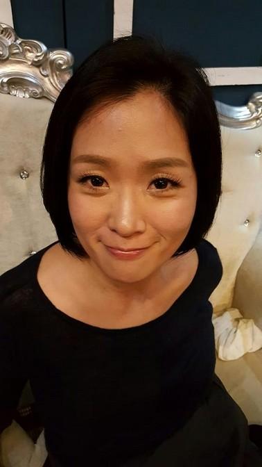 【新秘單妝】【自然妝感】【短髮妝容】-新秘小葳