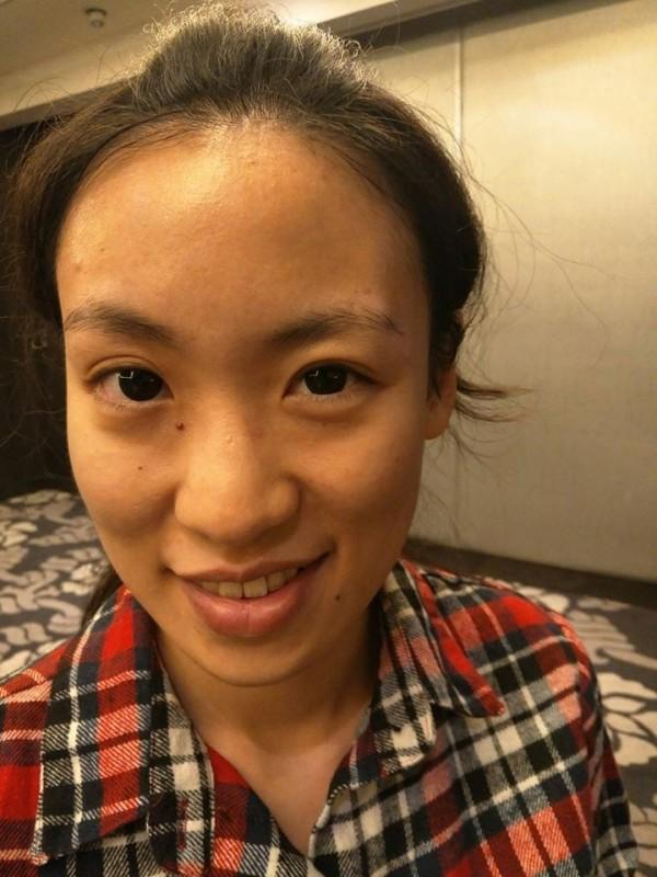 新娘造型妝髮分享-台北新秘小葳
